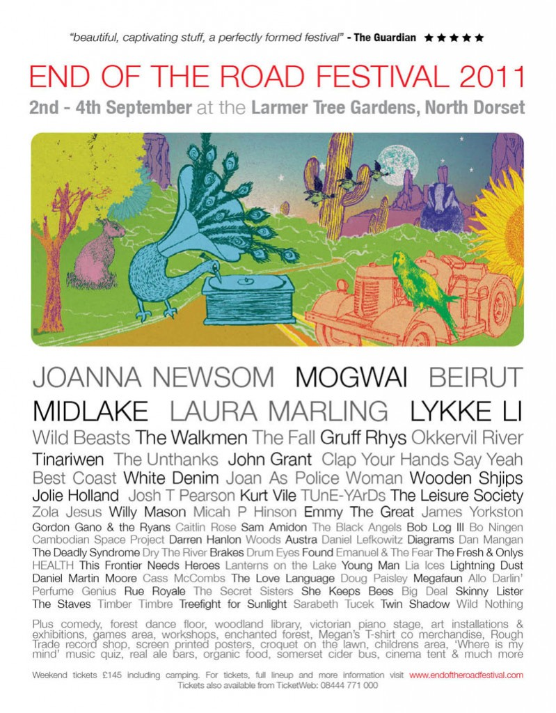 lineup2011
